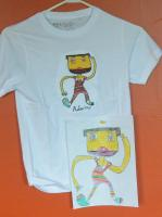 T-shirts Monsieur Marc